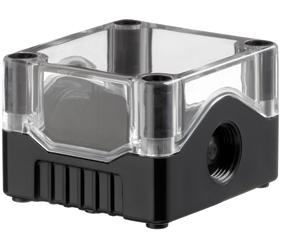 Enclosures - Rectangular Enclosures/Junction Boxes - DE01S-A-TB-0