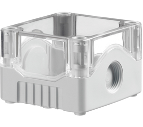 Enclosures - Rectangular Enclosures/Junction Boxes - DE01S-A-TG-0