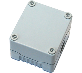 Enclosures - Rectangular Enclosures/Junction Boxes - DE01S-P-GG-0