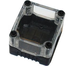 Enclosures - Rectangular Enclosures/Junction Boxes - DE01S-P-TB-0