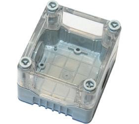 Enclosures - Rectangular Enclosures/Junction Boxes - DE01S-P-TG-0