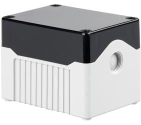 Enclosures - Rectangular Enclosures/Junction Boxes - DE02D-A-BG-0