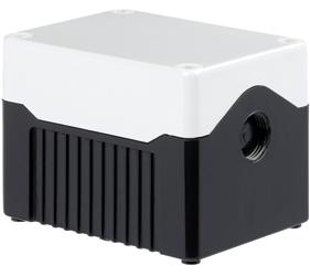 Enclosures - Rectangular Enclosures/Junction Boxes - DE02D-A-GB-0