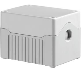 Enclosures - Rectangular Enclosures/Junction Boxes - DE02D-A-GG-0