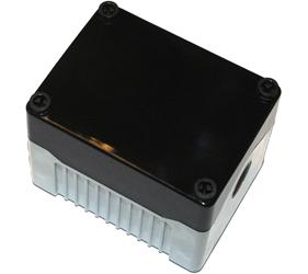 Enclosures - Rectangular Enclosures/Junction Boxes - DE02D-P-BG-0