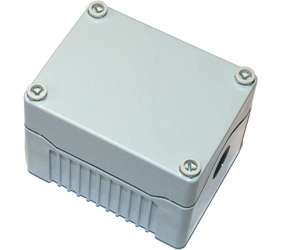 Enclosures - Rectangular Enclosures/Junction Boxes - DE02D-P-GG-0
