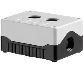 Enclosures - Rectangular Enclosures/Junction Boxes - DE02S-A-GB-2