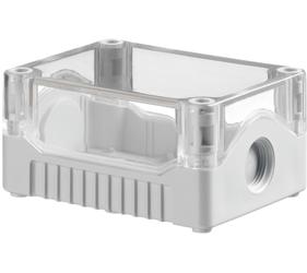 Enclosures - Rectangular Enclosures/Junction Boxes - DE02S-A-TG-0