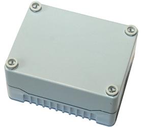 Enclosures - Rectangular Enclosures/Junction Boxes - DE02S-P-GG-0