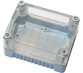 Enclosures - Rectangular Enclosures/Junction Boxes - DE02S-P-TG-0