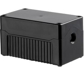 Enclosures - Rectangular Enclosures/Junction Boxes - DE03D-A-BB-0