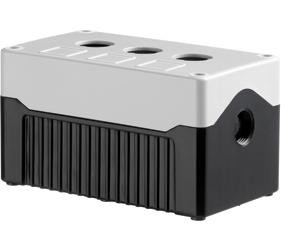 Enclosures - Rectangular Enclosures/Junction Boxes - DE03D-A-GB-3