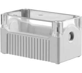Enclosures - Rectangular Enclosures/Junction Boxes - DE03D-A-TG-0