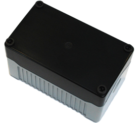 Enclosures - Rectangular Enclosures/Junction Boxes - DE03D-P-BG-0