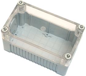 Enclosures - Rectangular Enclosures/Junction Boxes - DE03D-P-TG-0
