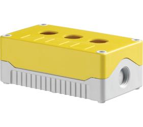 Enclosures - Rectangular Enclosures/Junction Boxes - DE03S-A-YG-3
