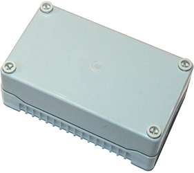 Enclosures - Rectangular Enclosures/Junction Boxes - DE03S-P-GG-0