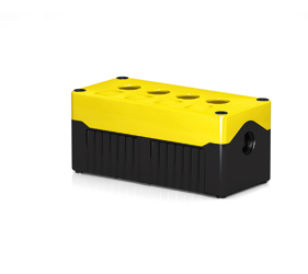 Enclosures - Rectangular Enclosures/Junction Boxes - DE04D-A-YB-4