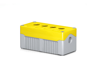 Enclosures - Rectangular Enclosures/Junction Boxes - DE04D-A-YG-4