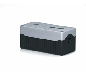 Enclosures - Rectangular Enclosures/Junction Boxes - DE04D-P-GB-4
