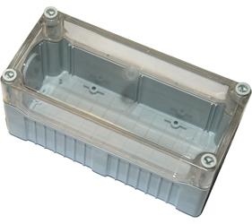 Enclosures - Rectangular Enclosures/Junction Boxes - DE04D-P-TG-0