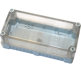 Enclosures - Rectangular Enclosures/Junction Boxes - DE04S-P-TG-0
