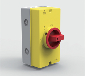Isolator Switches - AC Isolator Switches - DE1S.04.25AC