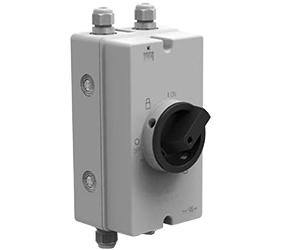 Rotary Isolator Switches - DC Rotory Isolator Switches - DE1S.04.32DC