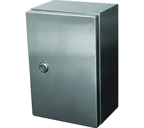 Enclosures - Stainless Steel Door Enclosures - DEDSS3702