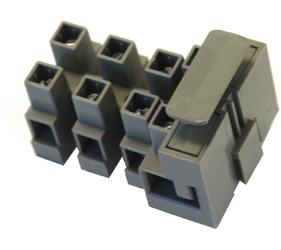 Emech Terminals/Accessories - Fused Pillar Terminal Blocks - DFTBN/4