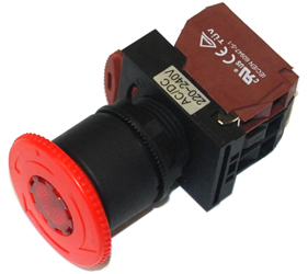 Switches and Lamps - Switches - DLB22-D11RI