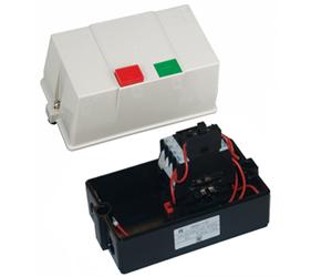 Motor Control Gear - Direct Online Starters (DOL) - DMS1-11D/240V
