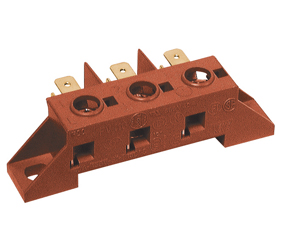 Emech Terminals/Accessories - Screw to Tab Terminal Blocks - FV110
