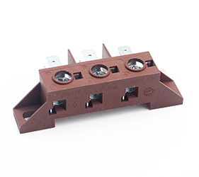 Emech Terminals/Accessories - Screw to Tab Terminal Blocks - FV110/B