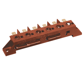 Clearance - Tab to Tab Terminal Blocks - FV122-5 SPECIAL