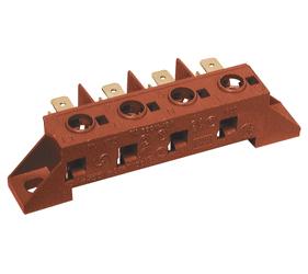 Emech Terminals/Accessories - Screw to Tab Terminal Blocks - FV173B