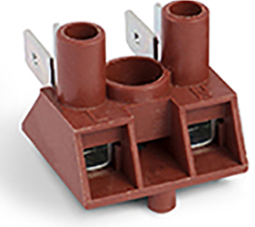 Emech Terminals/Accessories - Screw to Tab Terminal Blocks - HY270/2 LP