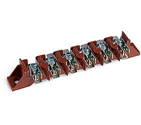 Emech Terminals/Accessories - Screw to Tab Terminal Blocks - HY280/3A