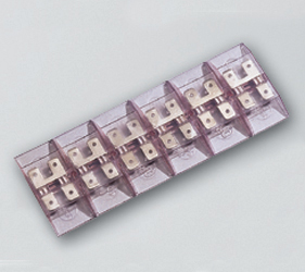 Emech Terminals/Accessories - Tab to Tab Terminal Blocks - HY401/8 L