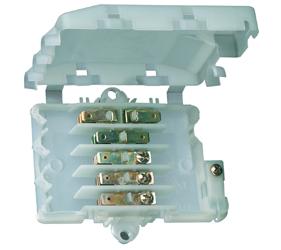TERMINAL BOX TAB TAB 450V 16A PA104 By HYLEC-APL