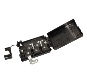 Emech Terminals/Accessories - Chassis/Panel Mount Tml/Boxes - PA223SN/6P (with Screw 3.5x15)
