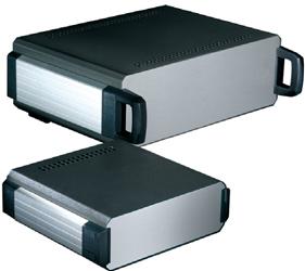 Enclosures - Desktop Instrument Cases - 31110001