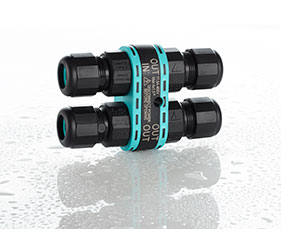 Weatherproof/Waterproof Connectors Range - Micro TeeBox - THB.392.R4B
