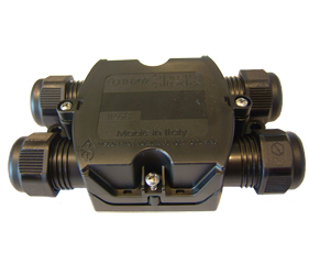 Weatherproof/Waterproof Connectors Range - TeeBox - THA.209.A1A