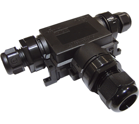 Weatherproof/Waterproof Connectors Range - TeeBox - THA.211.B1B.Z