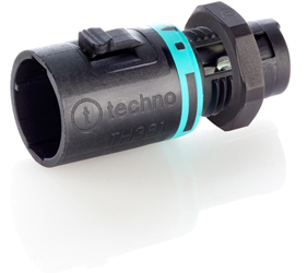 Weatherproof/Waterproof Connectors Range - Micro TeePlug & Sockets - THB.381.L2A
