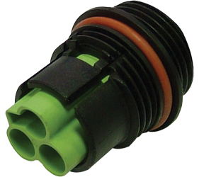 Weatherproof/Waterproof Connectors Range - TeePlug & Sockets - THB.385.A1A