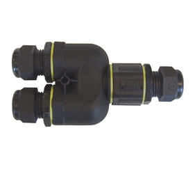 Weatherproof/Waterproof Connectors Range - TeeTube - THB.399.E3A