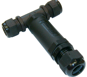 Weatherproof/Waterproof Connectors Range - TeeTube - THB.402.C1B