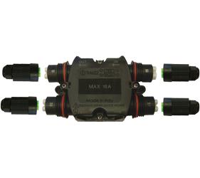 Weatherproof/Waterproof Connectors Range - TeeBox - THH.623.L3A